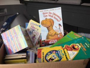 Children's Books for Scottish Rite Children's Hospital- Charity Events North Texas- Insurance Professional Network in Dallas