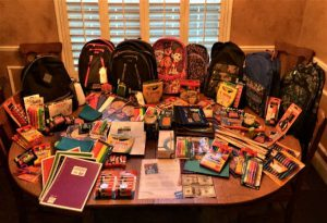 Supplies- Charity Events North Texas- Insurance Professional Network in Dallas